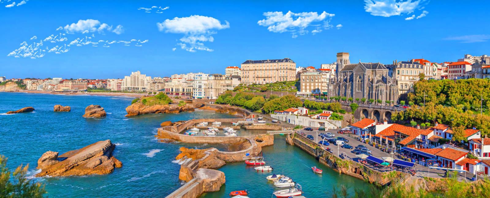 Biarritz, San Juan de Luz, Hondarribia y San Sebastián