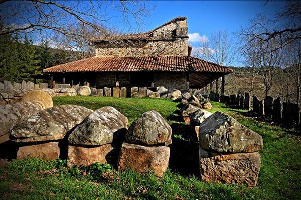 Elorrio, Oñati, Pastores Vascos y Santuario de Arantzazu