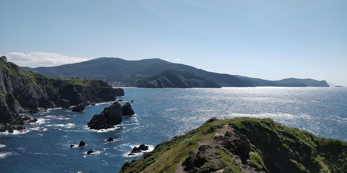 Ruta a Pie, San Juan de Gaztelugatxe y Bermeo
