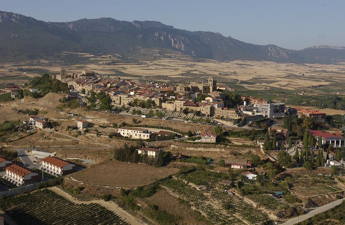 Vitoria y Rioja, Tierra del Vino con Bodega